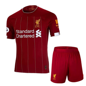 Liverpool Home Jersey With Shorts 19-20