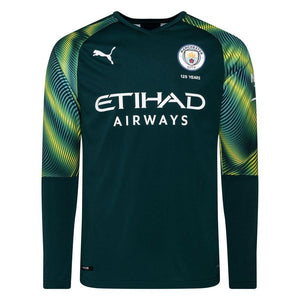 Manchester City Home Goalkeeper Jersey 19-20
