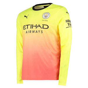 Manchester Third Full Sleeves Jersey 19-20