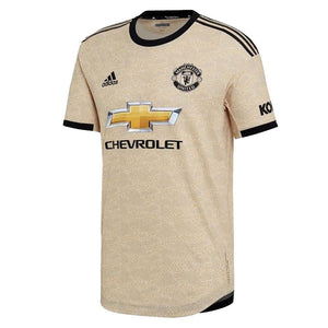 Manchster United Away With Name & No. 2019-20