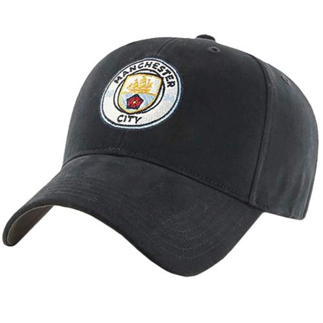 Manchster City Black Cap