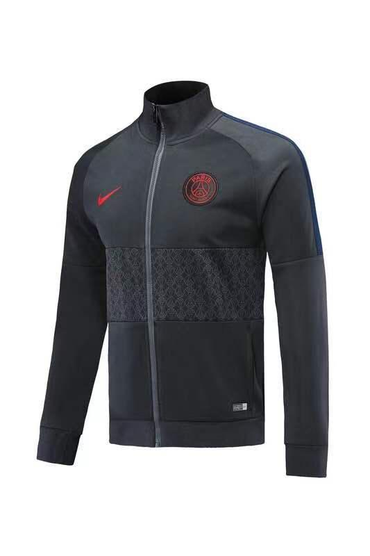 PSG Black 19-20 Jacket