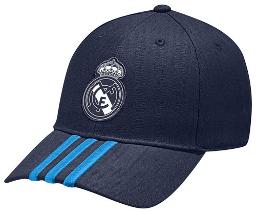 Real Madrid Blue Cap