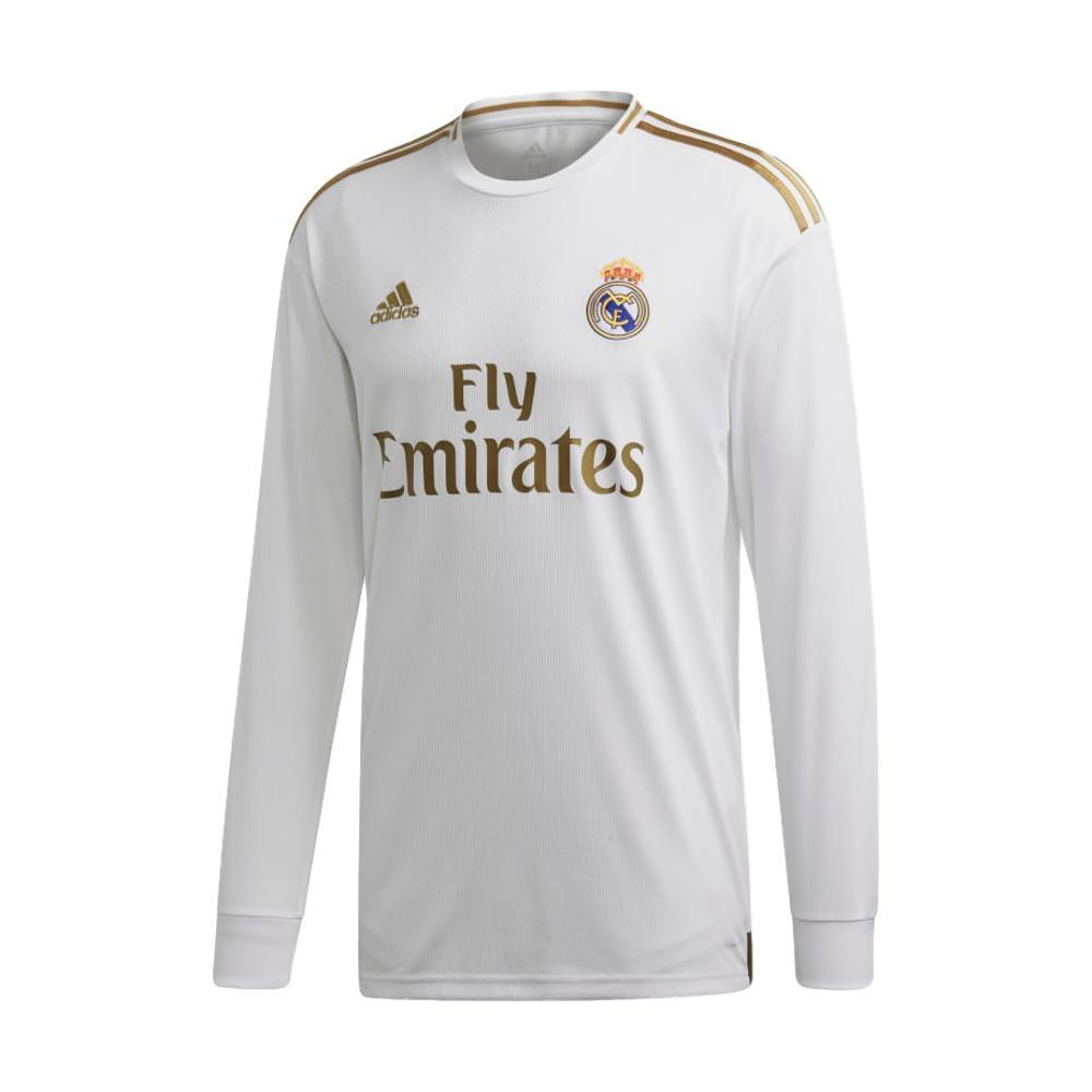 Real Madrid Home Full Sleeves Jersey 19-20