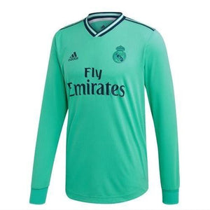 Real Madrid Third Full Sleeves Jersey 19-20