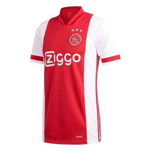 Ajax Home 2020-21 Without Name & No.