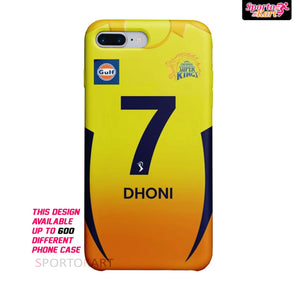 CSK Customised 2020/21 IPL Case