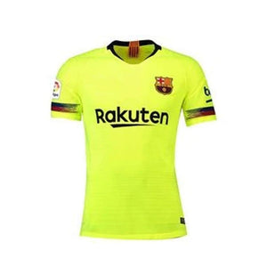 Barcelona Away Without Name & No