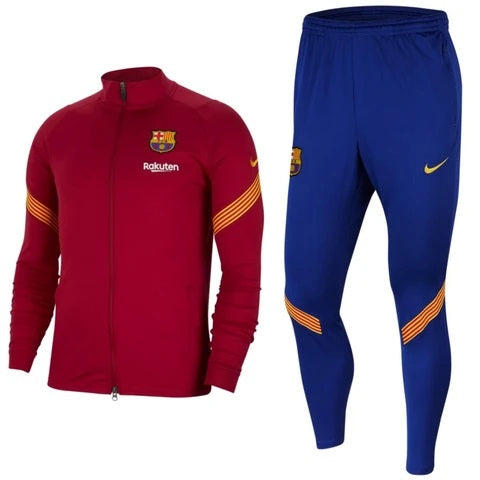 FC Barcelona 2020/21 Training Track Suit