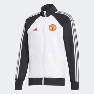 Adidas Manchester United Icons Jacket Black-White 2020/21
