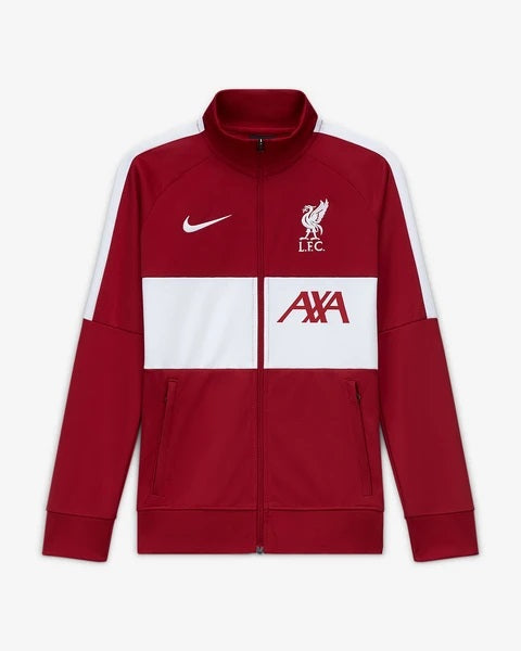 Liverpool Jacket - Red-White 2020/21