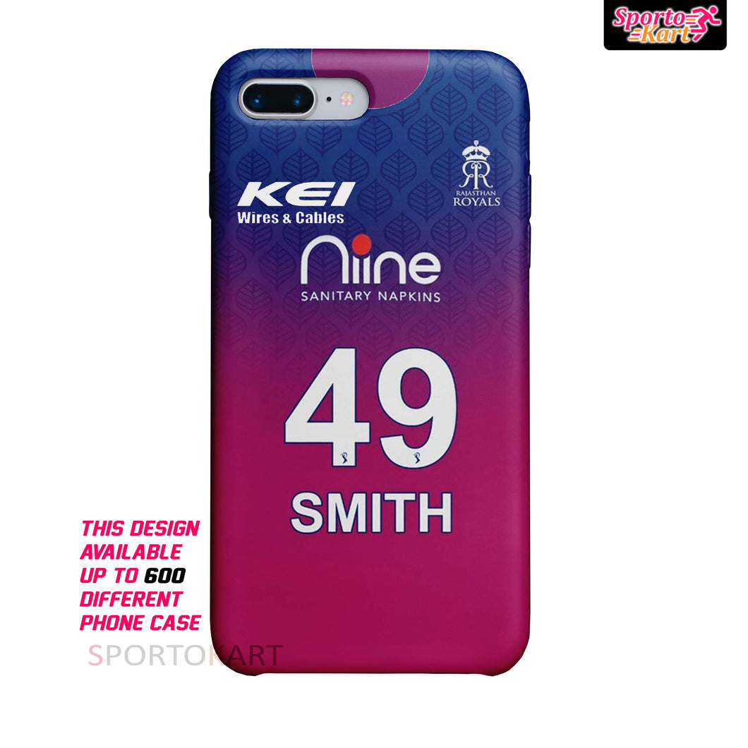 Rajasthan Customised 2020/21 IPL Case