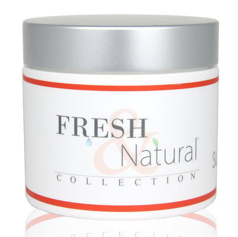 Fresh & Natural Skin Care Sugar and Shea Body Polish, Sweet Pomegranate