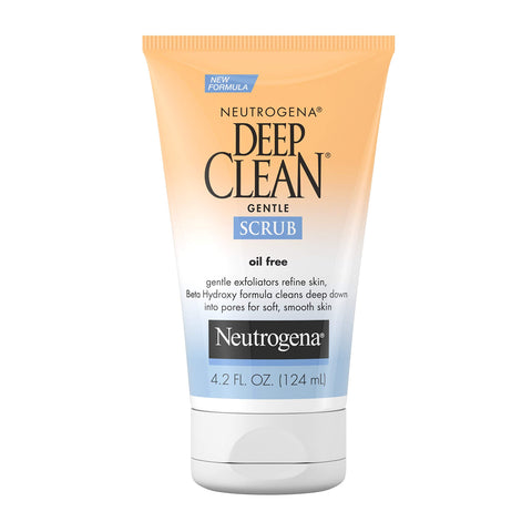 Neutrogena Deep Clean Gentle Daily Facial Scrub