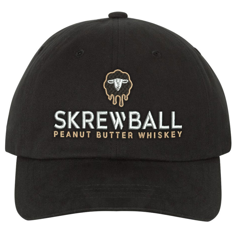 Skrewball Twill Dad Cap