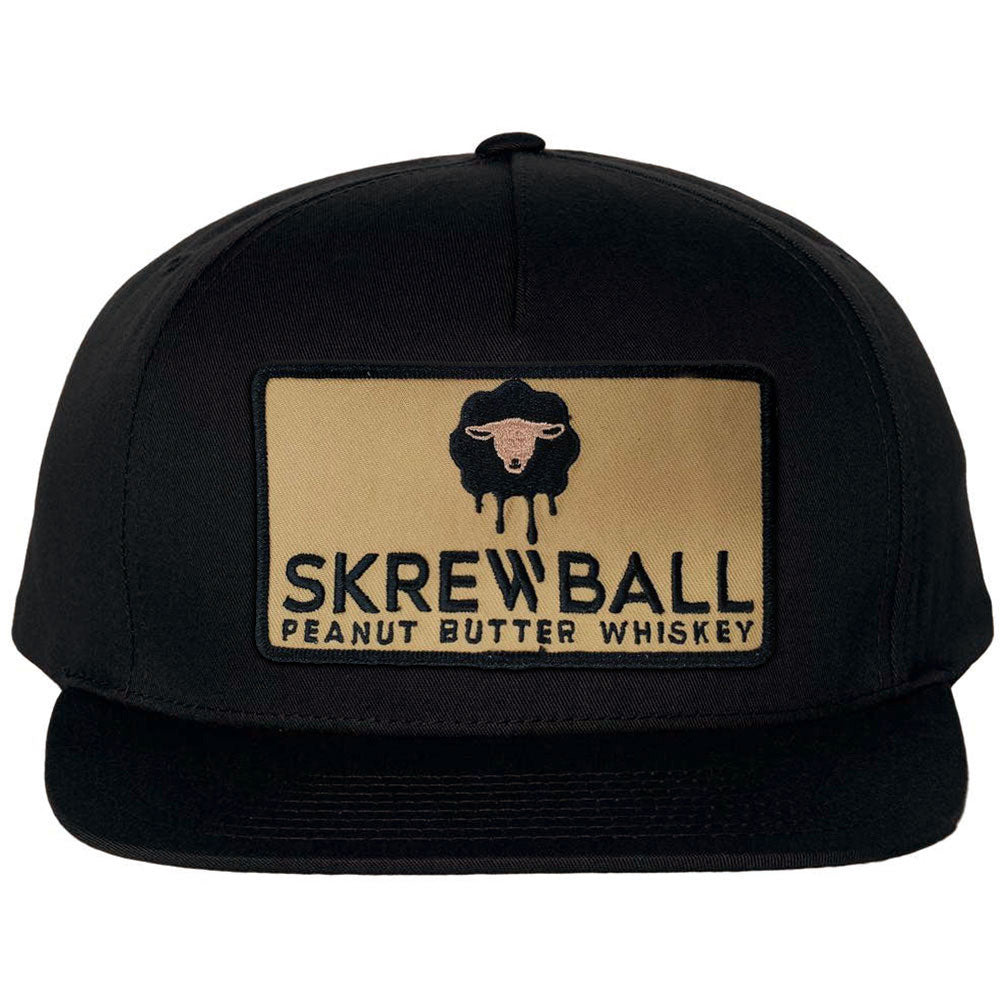 Skrewball Flatbill Adjustable Cap