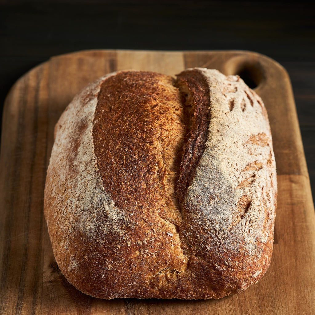 Sourdough con Harina Integral