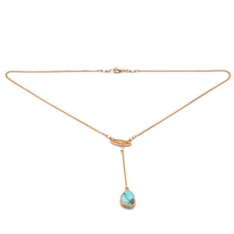turquoise necklace for women