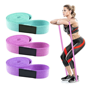 Non-Slip Fabric Resistance Bands - 2 Meters - Vivaz Fitness