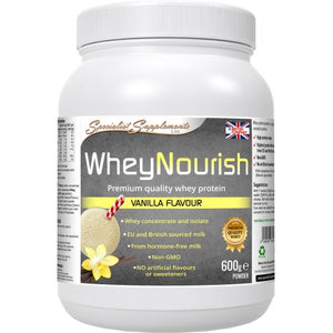 Premium Quality Whey Protein Powder WheyNourish - Vivaz Fitness