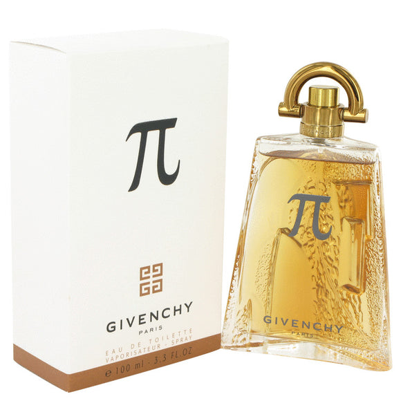 PI by Givenchy Eau De Toilette Spray 3.3 oz for Men