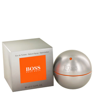 Boss In Motion by Hugo Boss Eau De Toilette Spray 3 oz for Men