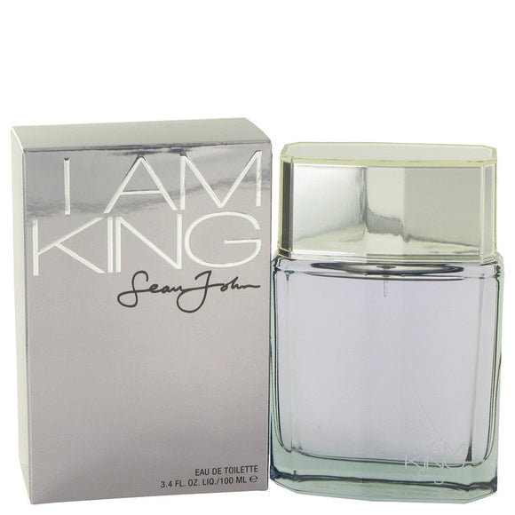 I Am King by Sean John Eau De Toilette Spray 3.4 oz for Men