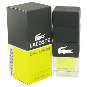 Lacoste Challenge by Lacoste Eau De Toilette Spray 1.6 oz for Men