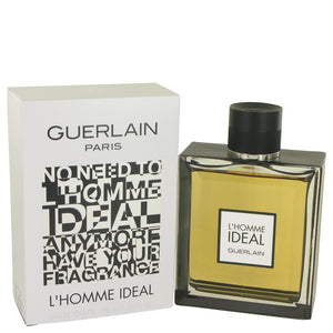 L'homme Ideal by Guerlain Eau De Toilette Spray 5 oz for Men