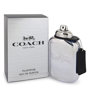 Coach Platinum by Coach Eau De Parfum Spray 3.3 oz for Men