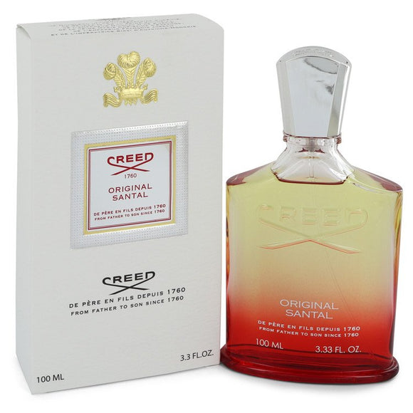 Original Santal by Creed Eau De Parfum Spray 3.3 oz for Men