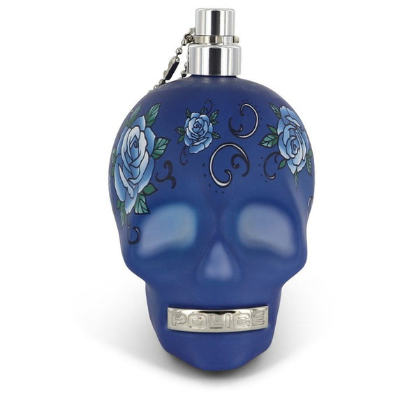 Police To Be Tattoo Art by Police Colognes Eau De Toilette Spray (Tester) 4.2 oz for Men
