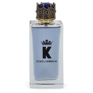 K by Dolce & Gabbana by Dolce & Gabbana Eau De Toilette Spray (Tester) 3.4 oz for Men