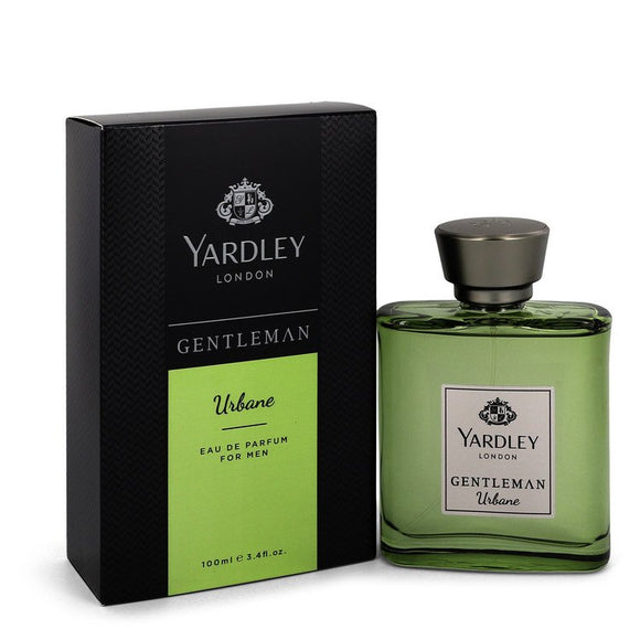 Yardley Gentleman Urbane by Yardley London Eau De Parfum Spray 3.4 oz for Men