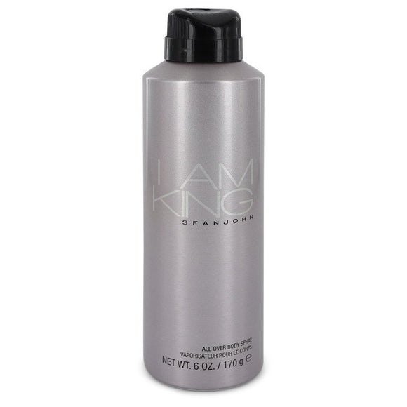 I Am King by Sean John All Over Body Spray 6 oz for Men