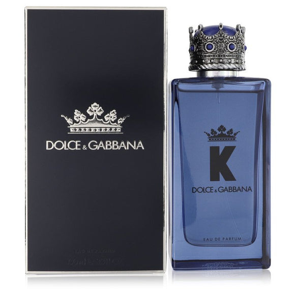 K by Dolce & Gabbana by Dolce & Gabbana Eau De Parfum Spray 3.3 oz for Men