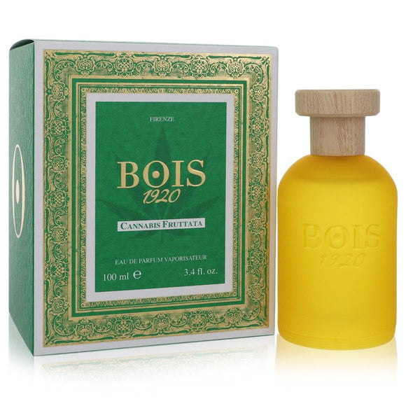 Cannabis Fruttata by Bois 1920 Eau De Parfum Spray (Unisex) 3.4 oz for Men