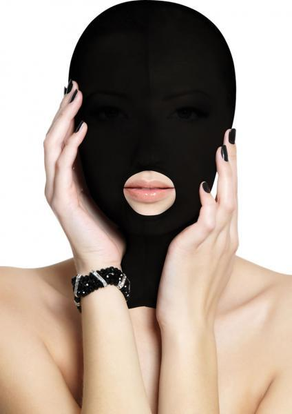 Ouch Submission Mask Black O-S