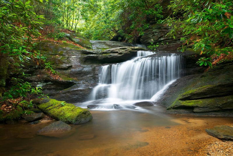 Blue Ridge Waterfall