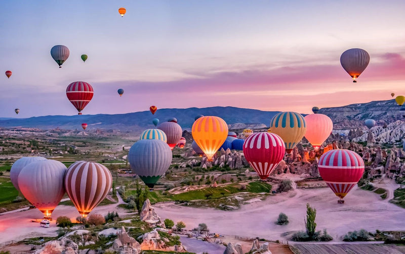 Hot Air Balloons at Goreme