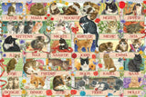 Collage of Cats