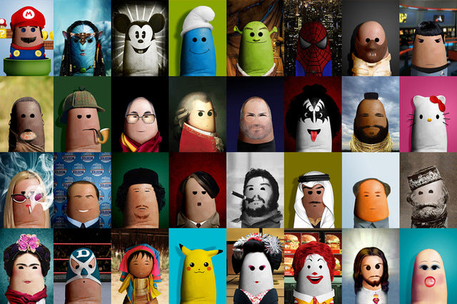 Finger Characters