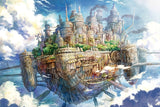 Fantasy City in the Clouds