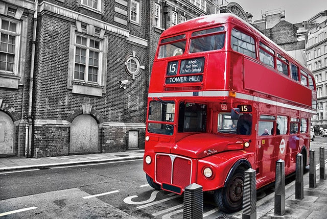 Classic London Double Decker