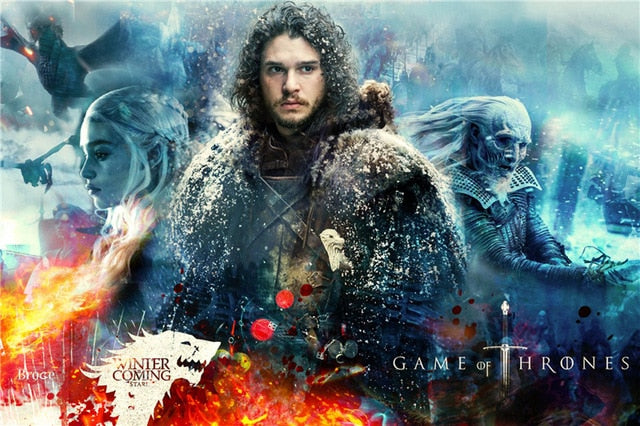 Game of Thrones John Snow