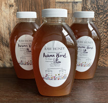 Load image into Gallery viewer, Autumn Blend Raw Honey
