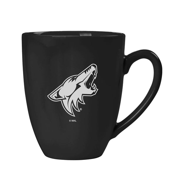 Arizona Coyotes 15 oz. Ceramic Bistro Mug