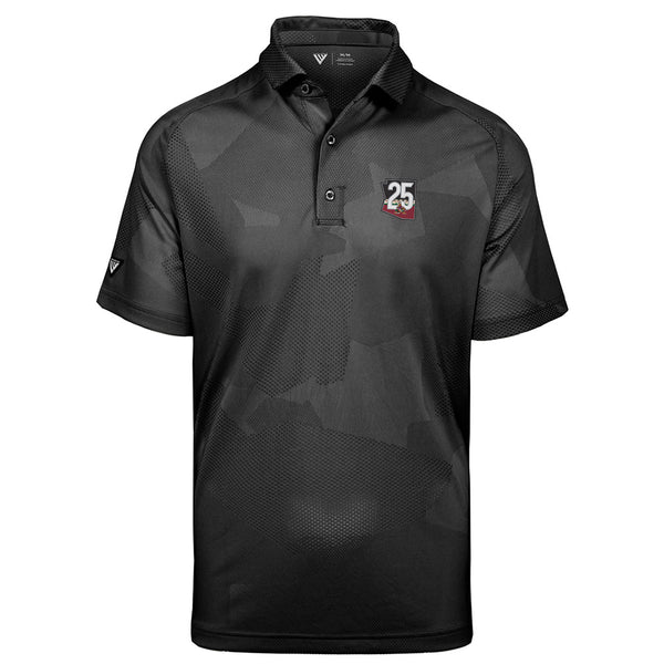 Levelwear Coyotes 25th Anniversary Optic Polo