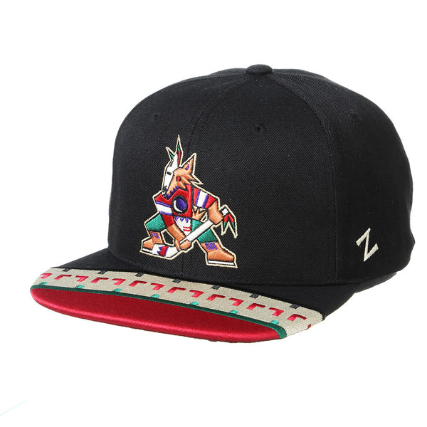 Arizona Coyotes Kachina Snapback Hat