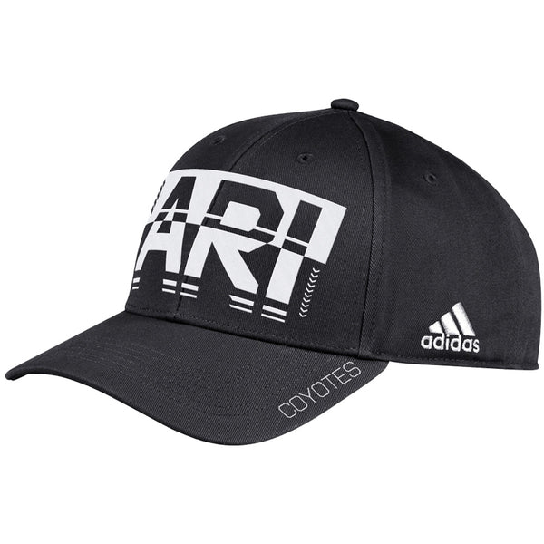 adidas Arizona Coyotes Hyper Initials Adjustable Hat